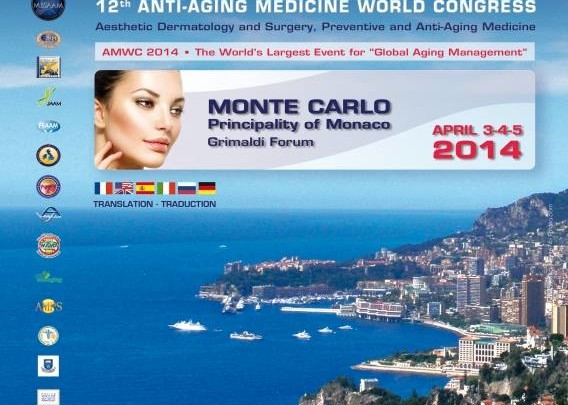 Verdens største Anti-age kongress i Monaco