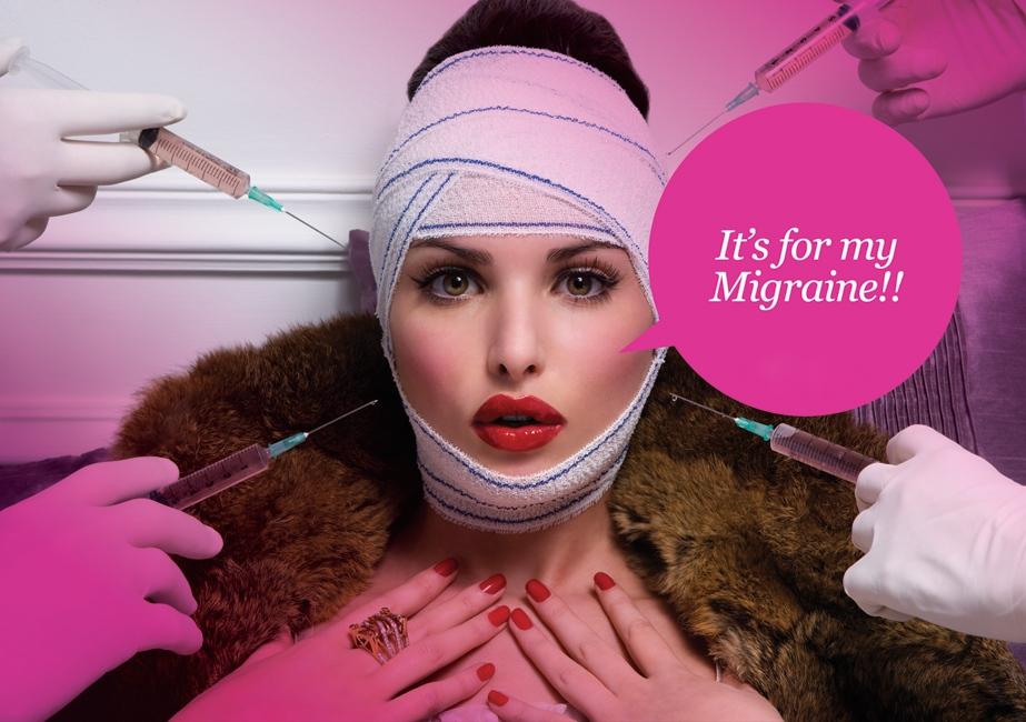 Botox, fillers, injeksjoner