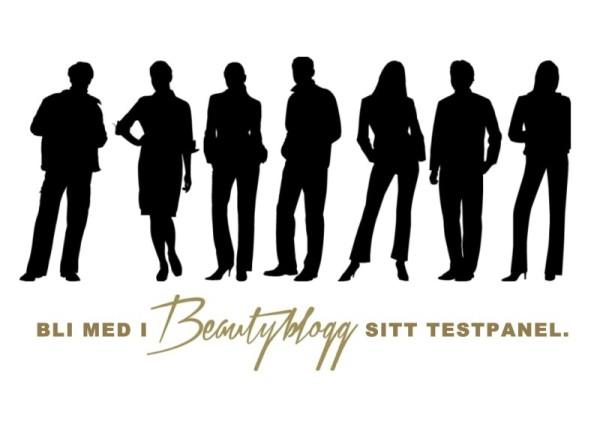 Beautyblogg søker testpersoner.