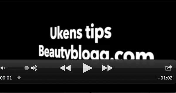 Ukens beautytips!