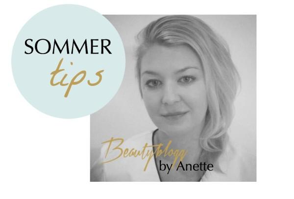 Sommertips fra Beautyblogg.