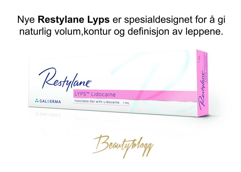 Restylane Lyps