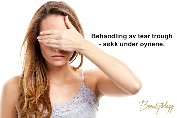 Behandling av tear trough med Restylane