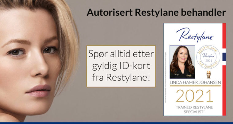 Autorisert Restylane behandler