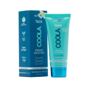 Coola Classic Face SPF30 Unscented