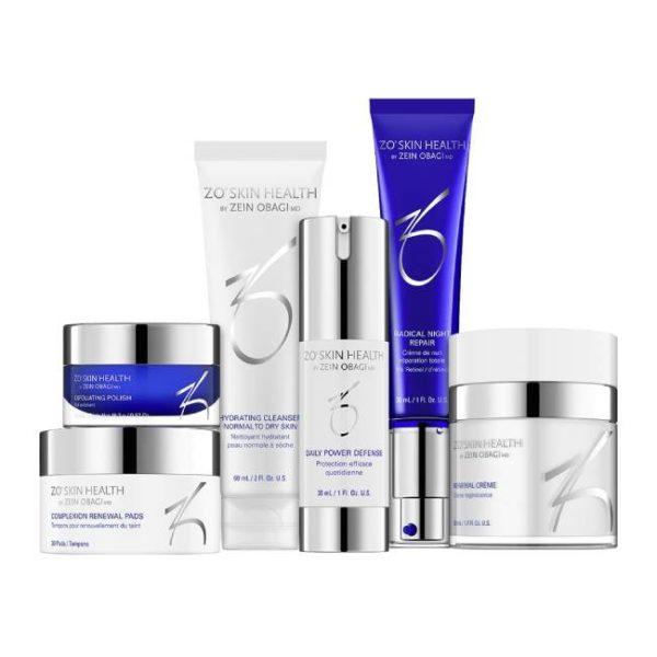 ZO Skin Health Aggressive Anti-Aging Program Kit