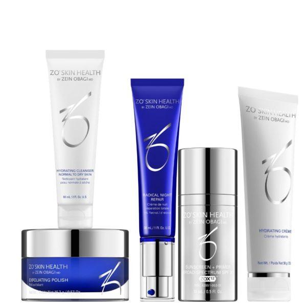 ZO Skin Health Retinol Home Peel Kit